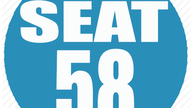 RESERVED SEAT 58