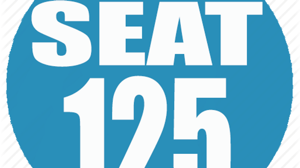 RESERVED SEAT 125