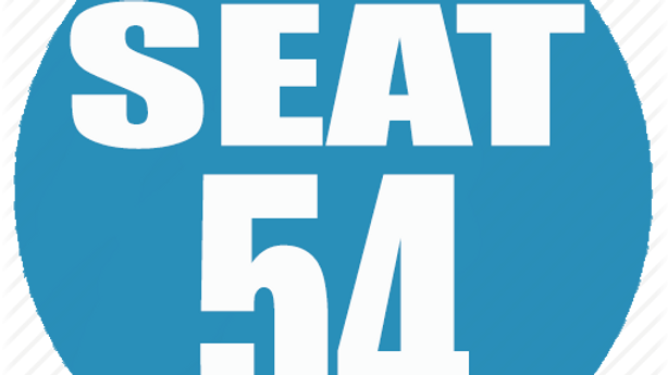 RESERVED SEAT 54