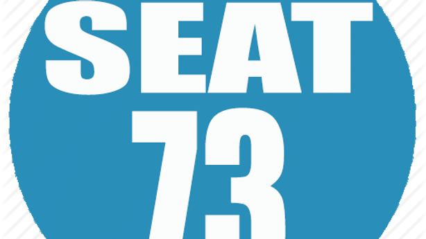 RESERVED SEAT 73