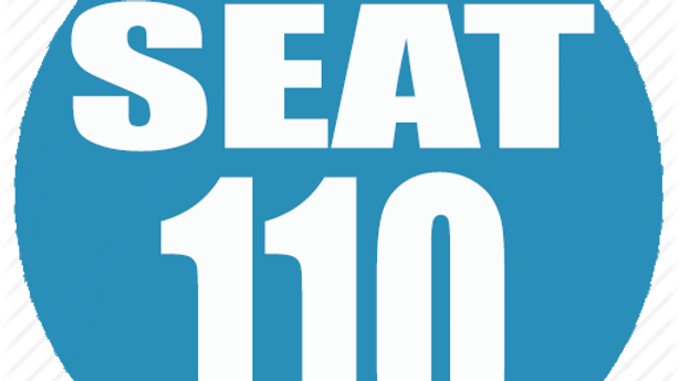 RESERVED SEAT 110