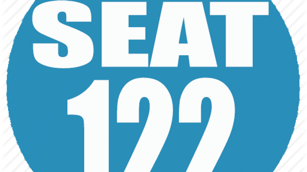 RESERVED SEAT 122