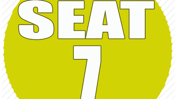 RESERVED SEAT 7