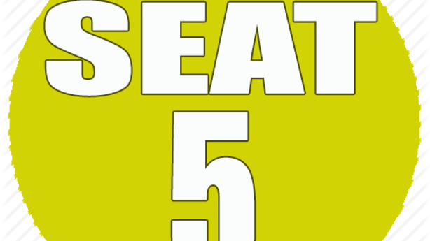 RESERVED SEAT 5