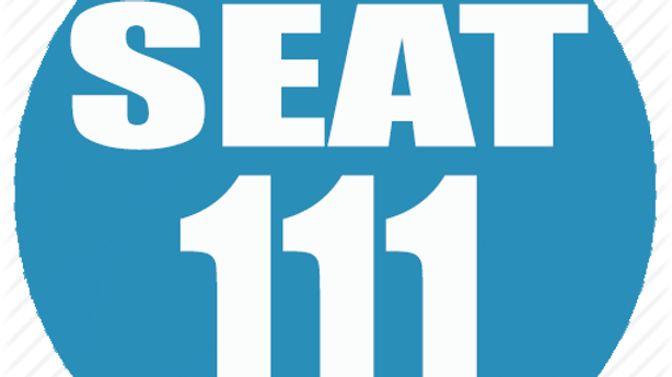 RESERVED SEAT 111