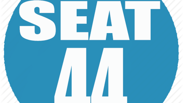 RESERVED SEAT 44