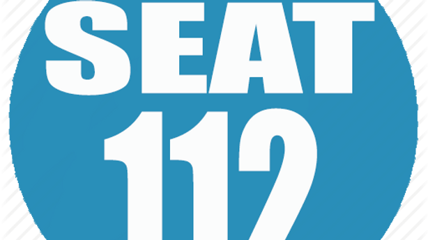 RESERVED SEAT 112