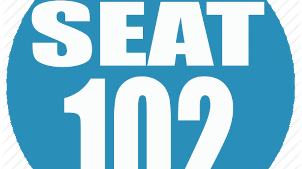RESERVED SEAT 102
