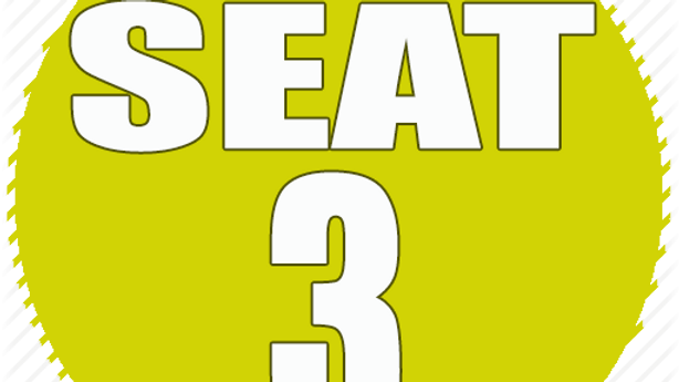 RESERVED SEAT 3