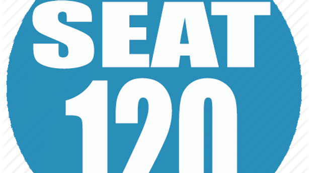 RESERVED SEAT 120
