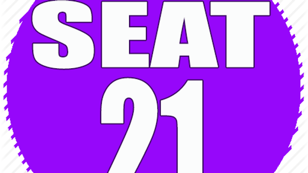 RESERVED SEAT 21