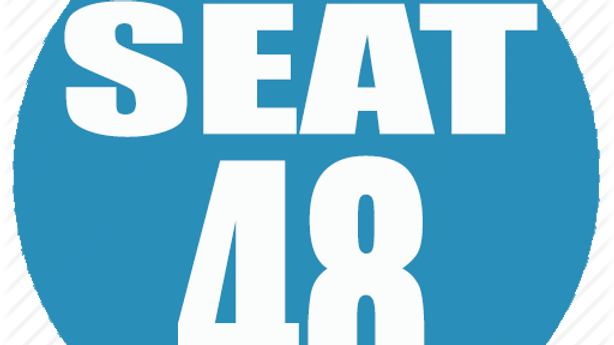 RESERVED SEAT 48