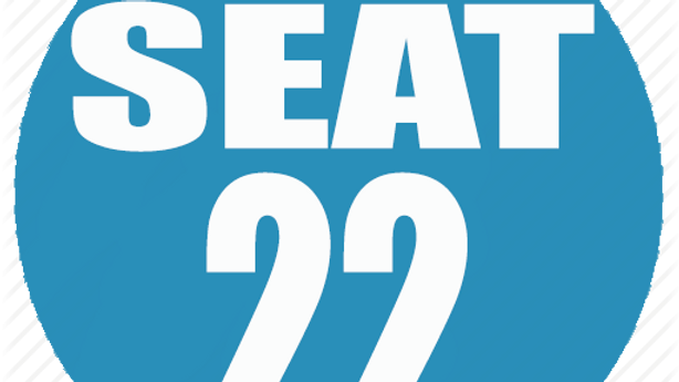RESERVED SEAT 22