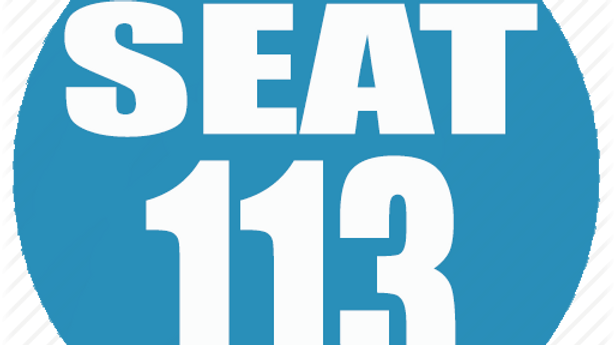 RESERVED SEAT 113