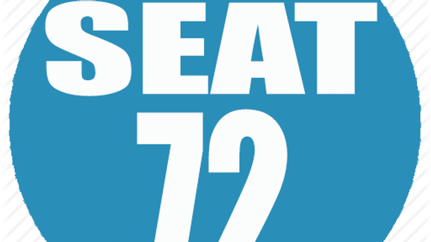 RESERVED SEAT 72