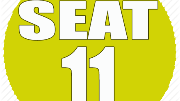 RESERVED SEAT 11