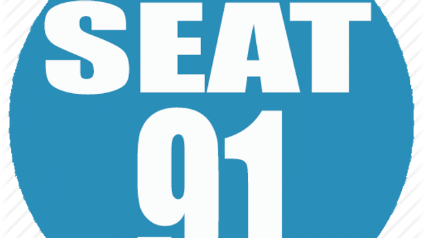 RESERVED SEAT 91