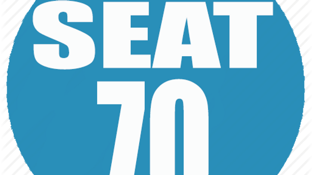 RESERVED SEAT 70