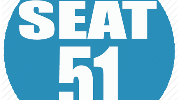 RESERVED SEAT 51