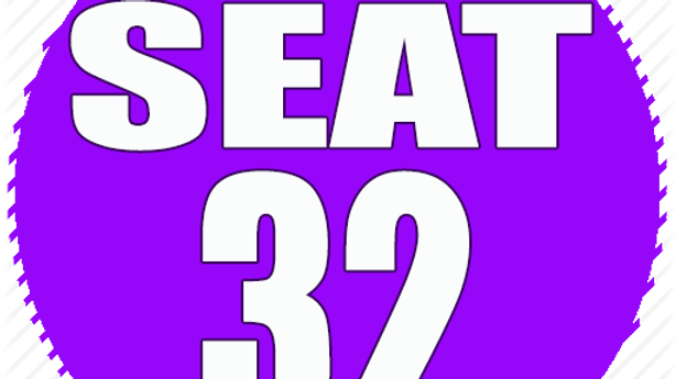 RESERVED SEAT 32