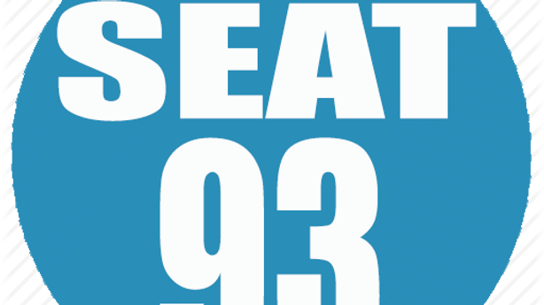 RESERVED SEAT 93