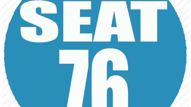 RESERVED SEAT 76