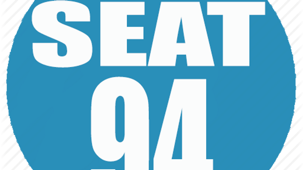 RESERVED SEAT 94