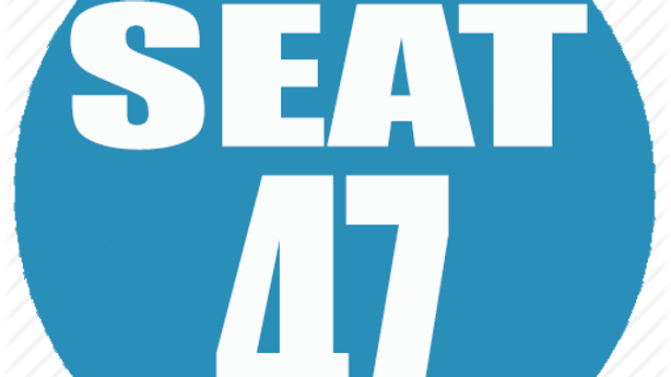 RESERVED SEAT 47