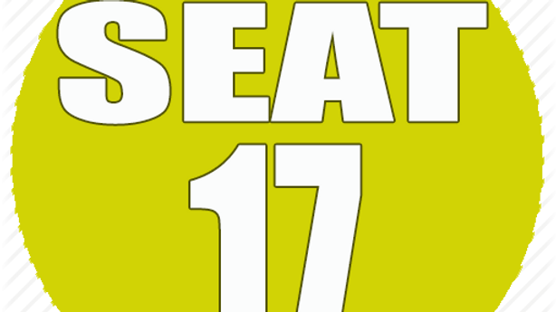 RESERVED SEAT 17