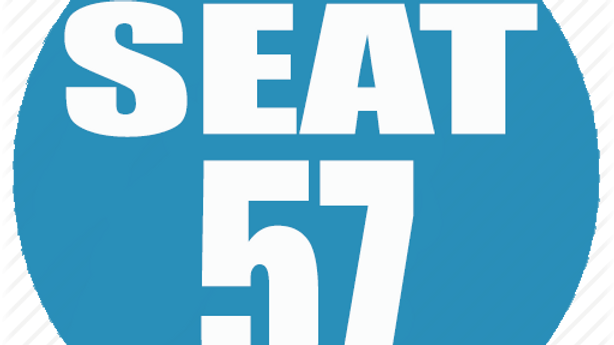 RESERVED SEAT 57