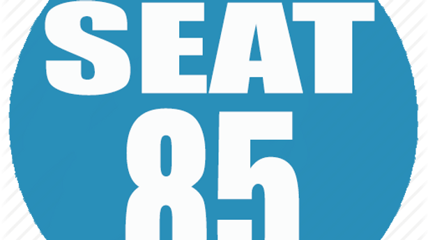 RESERVED SEAT 85