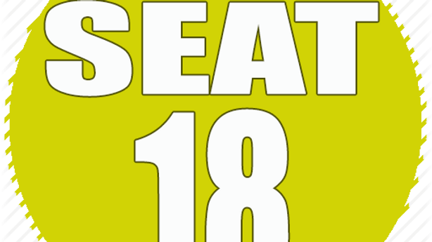RESERVED SEAT 18