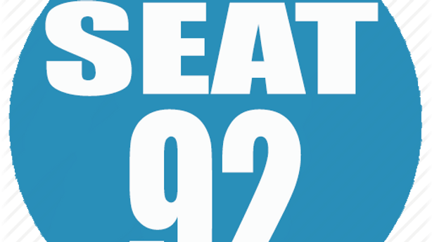 RESERVED SEAT 92