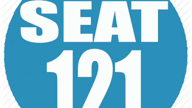 RESERVED SEAT 121