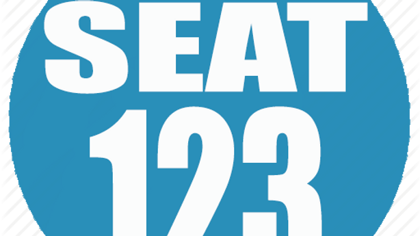 RESERVED SEAT 123