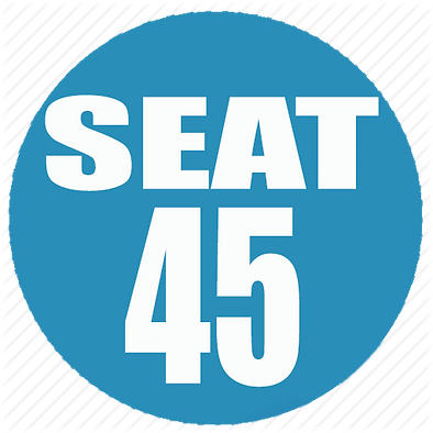 RESERVED SEAT 45