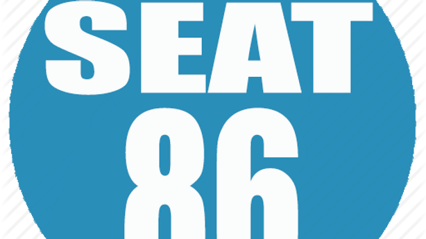 RESERVED SEAT 86