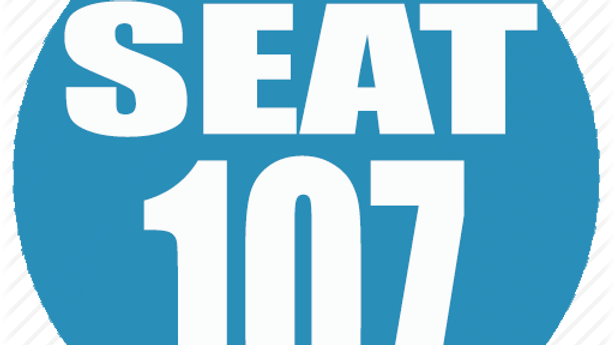 RESERVED SEAT 107