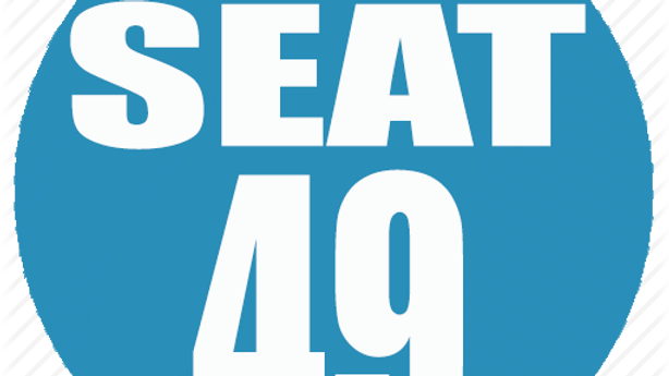 RESERVED SEAT 49