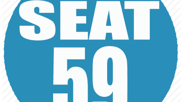 RESERVED SEAT 59