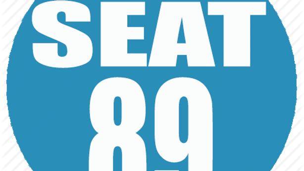 RESERVED SEAT 89