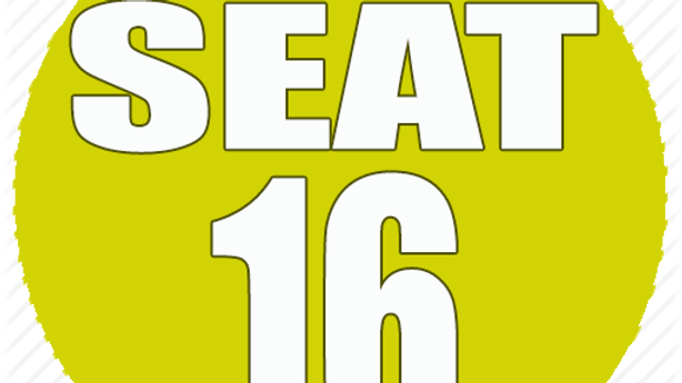 RESERVED SEAT 16