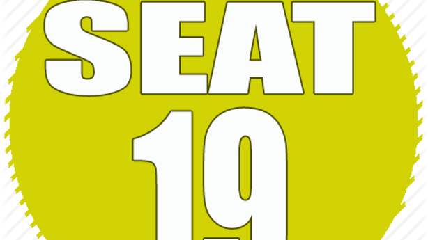 RESERVED SEAT 19