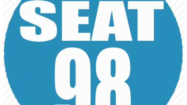 RESERVED SEAT 98