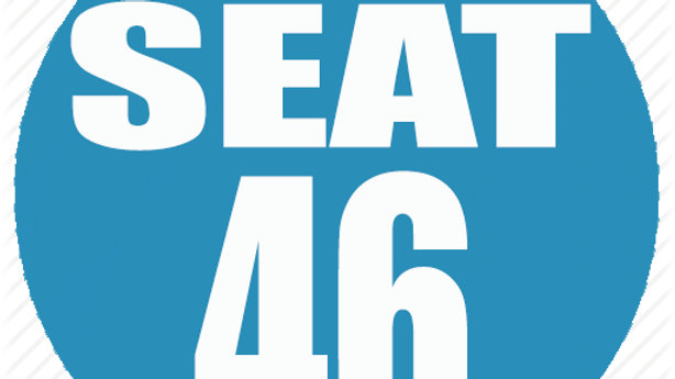 RESERVED SEAT 46