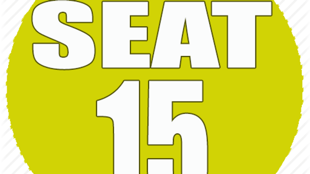 RESERVED SEAT 15