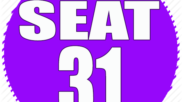 RESERVED SEAT 31