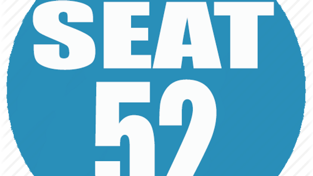 RESERVED SEAT 52