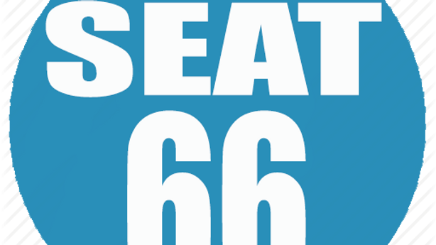 RESERVED SEAT 66
