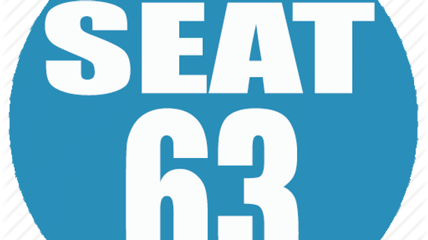 RESERVED SEAT 63